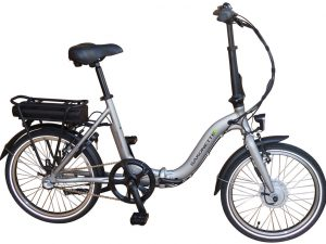 SAXONETTE Compact Plus in silber